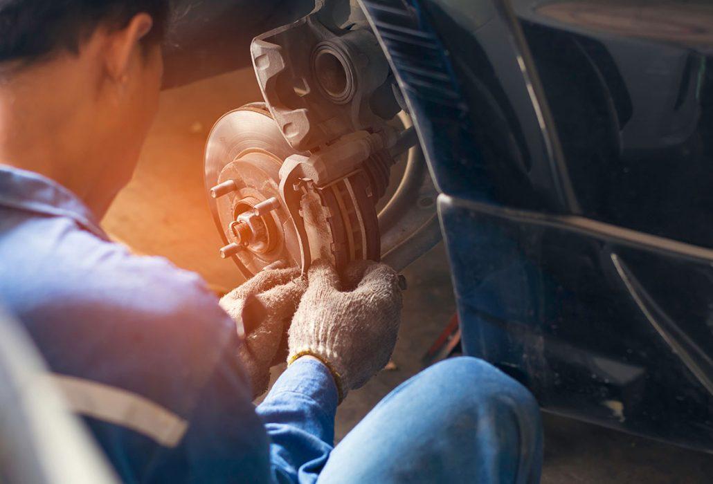 bremsen inspektion kfz werkstatt reperatur