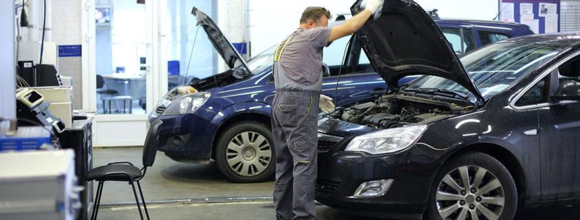 Werkstätten Kfz-Betrieb Autowerkstatt